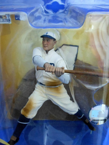 2008 mcfarlane baseball ty cobb coperstown collection