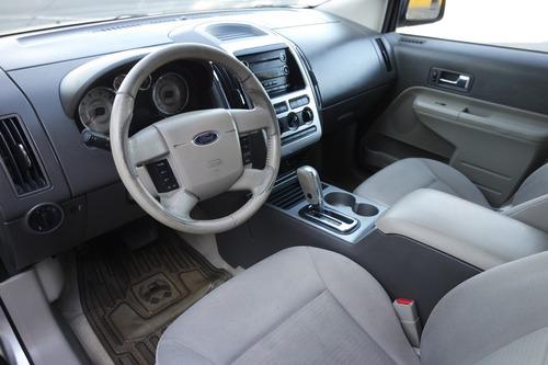 2009 ford edge 3.5 sel at,flamante, el mejor trato