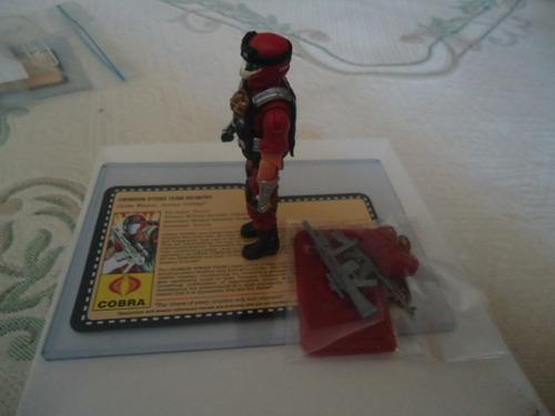 2009 gijoe convention crimson strike team cobra viper v25