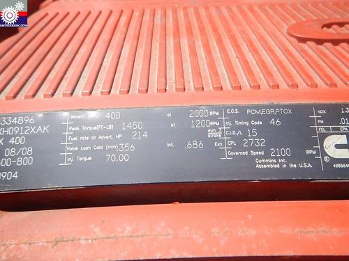 2009 volvo vnl 42t300 (gm106018)