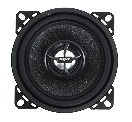 """Fits 2009-2011 Hyundai Accent Front Doors 4/"""" RPX Speakers by Skar Audio"""