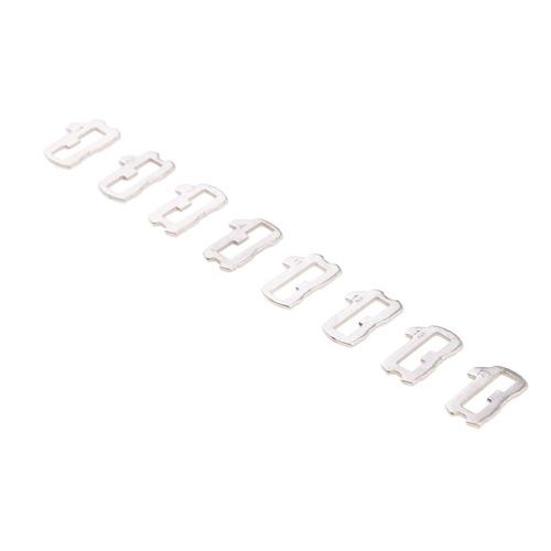 200pcs placa de bloqueo de cilindro de caña herramienta par