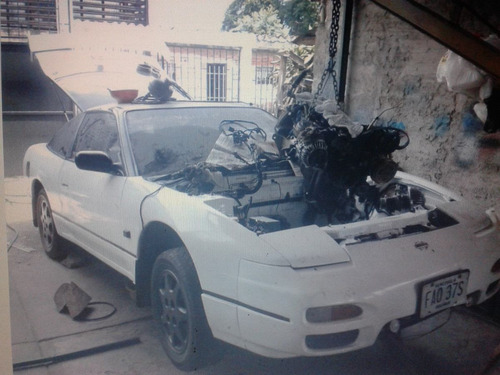200sx ca18det turbo caja automatica