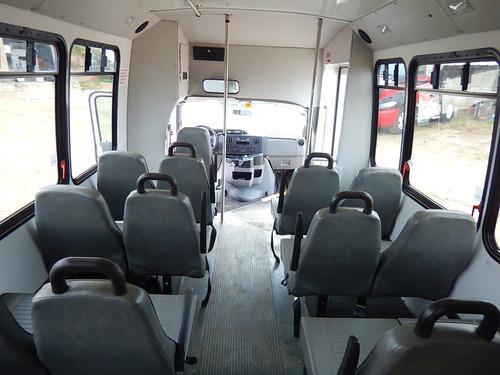 2010 ford e350 van de pasajeros / personal  gm107041