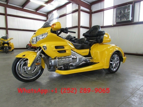 2010 honda goldwing new roadsmith trike with running boards