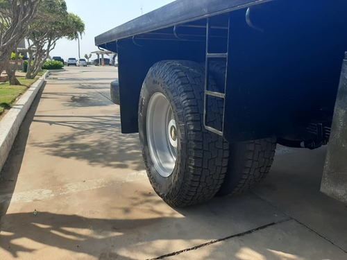 2011 chevrolet silverado 3500hd camion plataforma