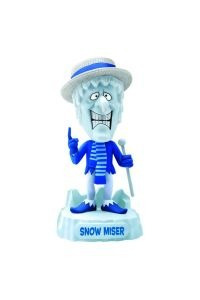2011 funko wacky wobbler - snow miser