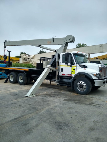2011 stinger national 7600 - grúa national 500e cap. 18 ton