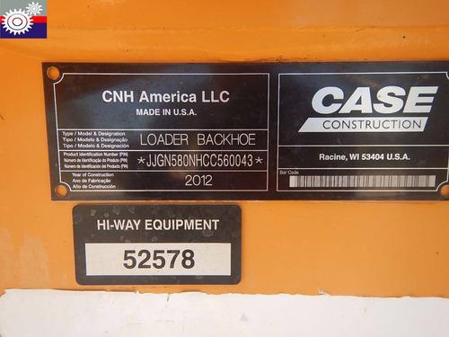 2012 case 580n 4x2 (gm106086)