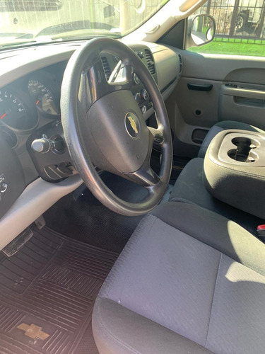 2012 chevrolet silverado 2500 2500 cab extendida 5.3 l a