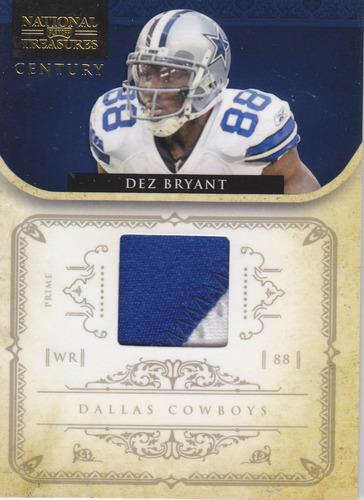 2012 nt century 2color patch jersey dez bryant 32/49 cowboys