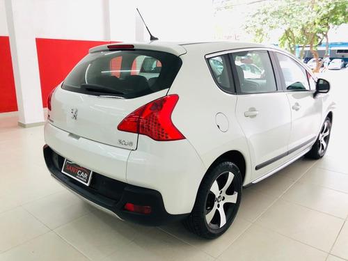 2012 - peugeot 3008 1.6 thp griffe automática 156 hp
