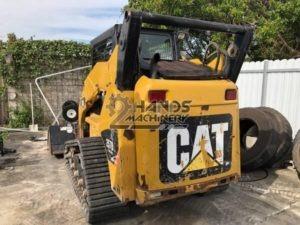 2013 cat 257b3 en venta