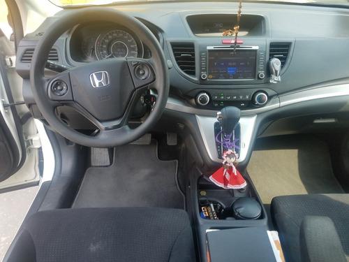 2013 honda cr-v motor 2.4 blanco 5 puertas