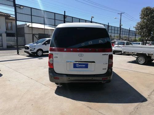 2013 jac refine se diesel 1.9