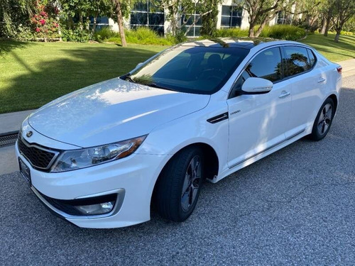 2013 kia optima hybrid ex 4dr sedan