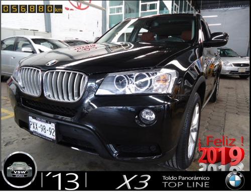 2013 x3 xdrive28ia top, factura original