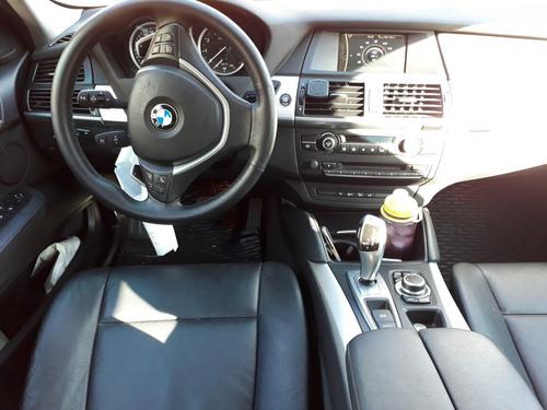 2014 bmw x6 xdrive35i motor 3.0 plateado 5 puertas
