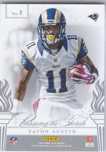 2014 elite passing the torch torry holt tavon austin rams