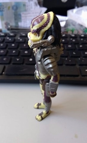 2014 funko reaction predator figure