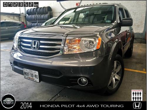 2014 honda pilot 3.5 touring 4x4 at