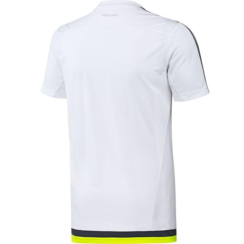 37dac21b79697 2015-2016 real madrid adidas camiseta de entrenamiento (blan. Cargando zoom.