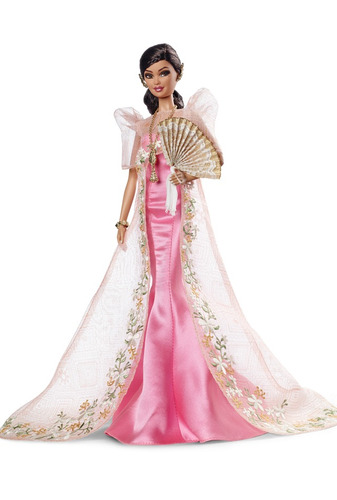 2015 barbie collector: mutya