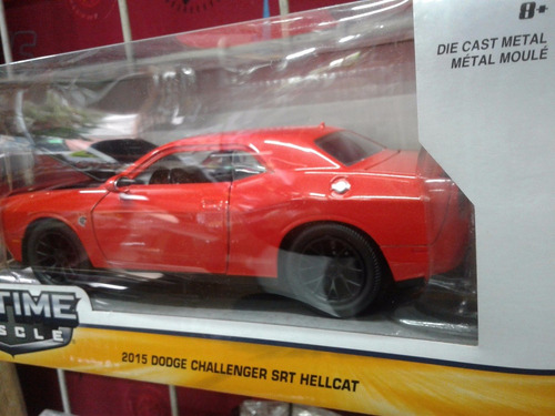 2015 dodge challenger srt hellcat bigtime jada envio gratis!