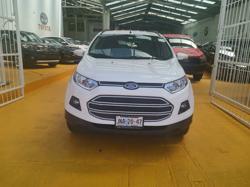 2015 ford ecosport trend ta