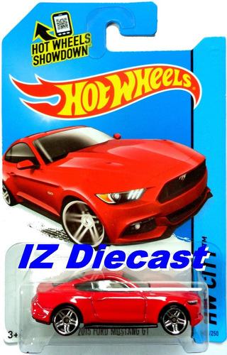 2015 ford mustang gt hot wheels city 2014 #100/250 lacrado