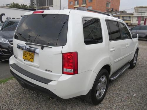 2015 honda new pilot 3.5 exl 4x4 aut
