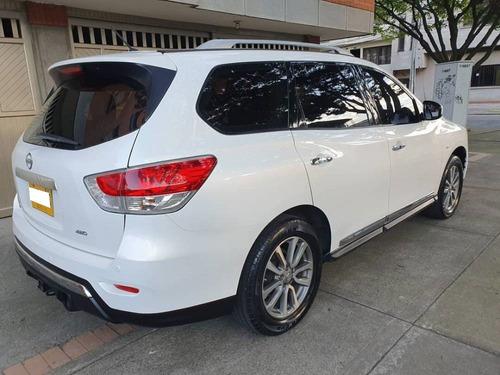 2015 nissan new pathfinder exclusive 5p 4x4 aut gsl 3500 cc