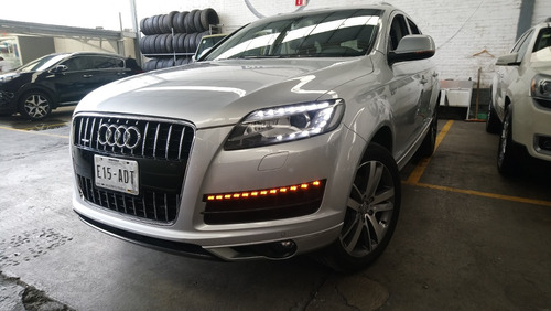 2015 q7 3.0 t elite 333 hp , toldo panoramico, pantallas,