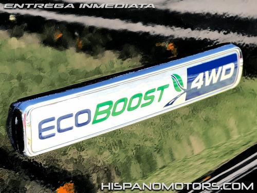 2016 ford explorer xlt 4x4 2.3t ecoboost