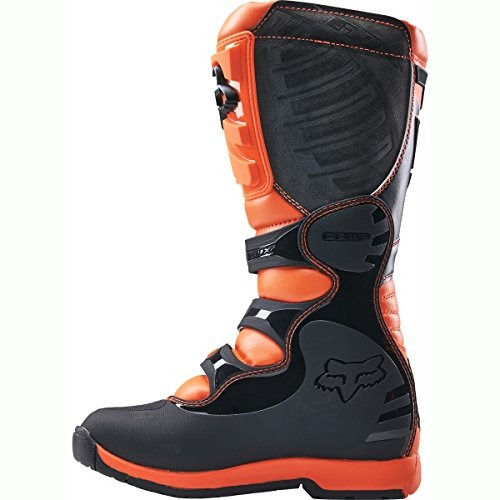 2016 fox racing mens comp 5 boots (11, naranja)