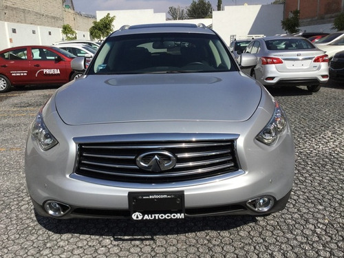 2016 infiniti qx70 3.7 seduction ta awd
