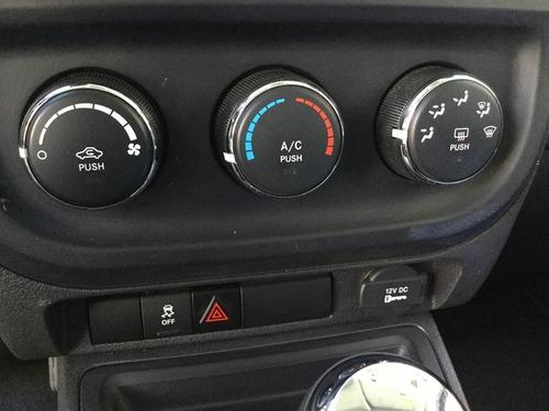 2016 jeep patriot 2.4 sport 4x2 at