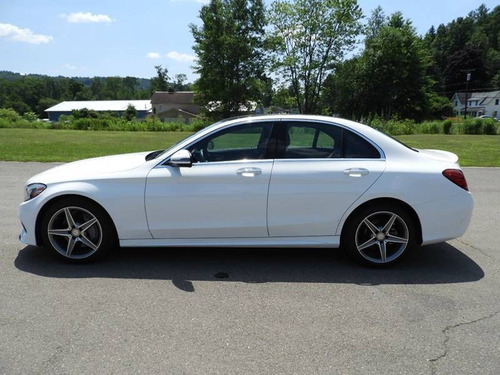 2016 mercedes-benz c-class c 300 sport 4matic awd 4dr sedan