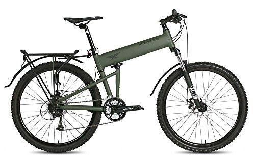 "2016 montague paratrooper mtb 20 ""cammy green..."