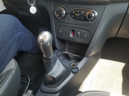 2016 renault logan privilege motor 1.6 plateado 4 puertas