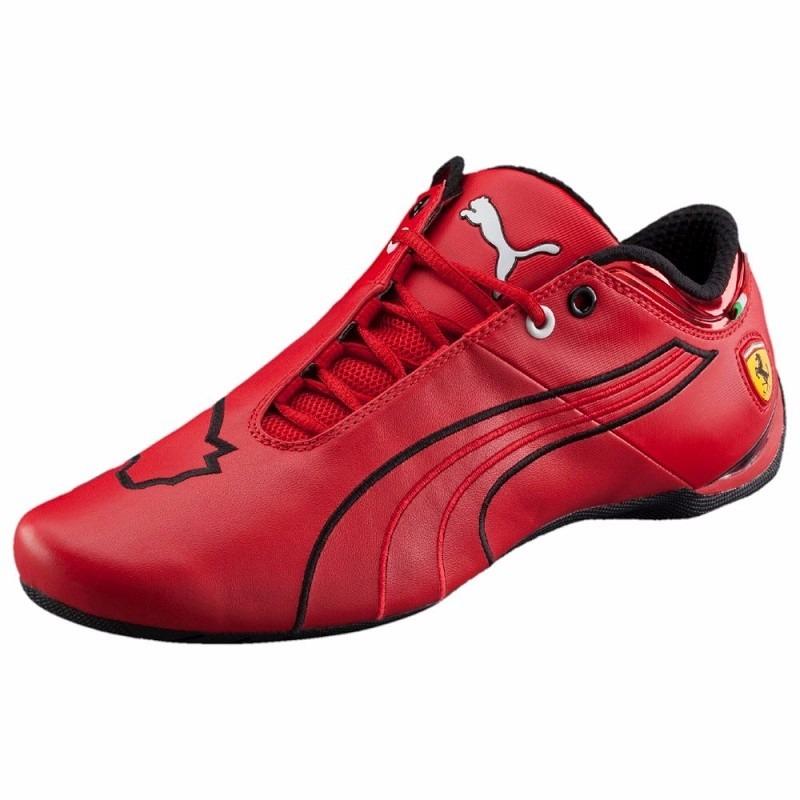 Puma Ferrari Laukku : Tenis puma future cat m ferrari big rojo total