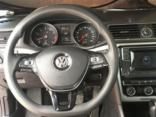 2016 volkswagen passat comfortline tiptronic