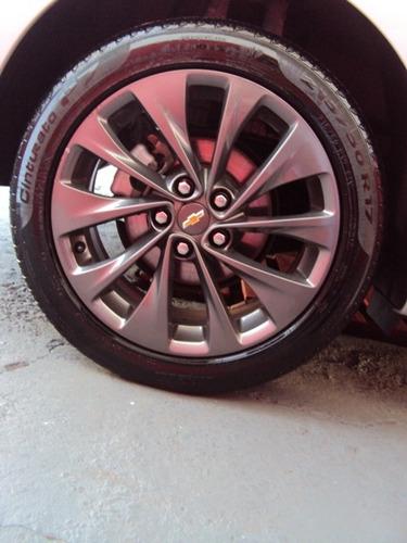 2017 - chevrolet cruze ltz 1.4 flex turbo (aut.) - placa b