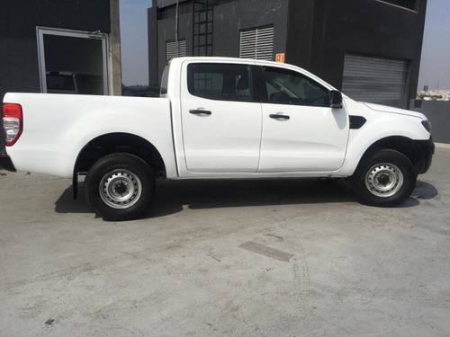2017 ford ranger doble cabina