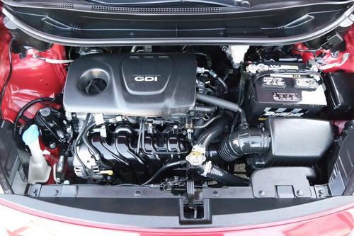 2017 kia rio lx 4 cilindros 1.6 lts. factura original