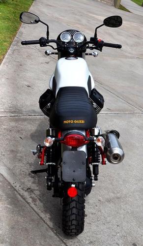 2017 moto guzzi v7 ii stornello okm en pesos!
