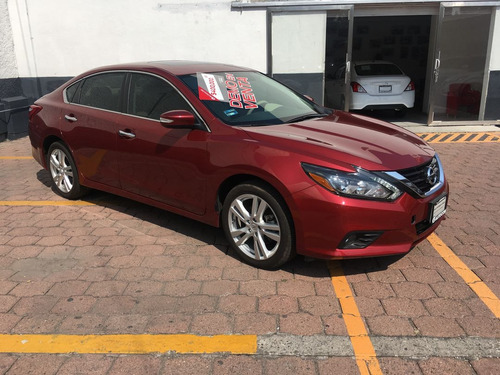 2017 nissan altima advance 2.5 nav