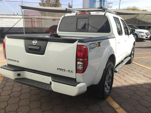 2017 nissan frontier crew cab pro 4x4