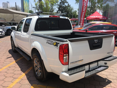 2017 nissan frontier pro4x 5at 4x2