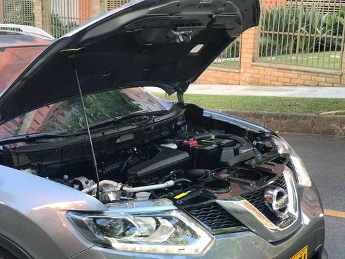 2017 nissan new xtrail exclusive 5p 4x4 aut gsl 2500 cc abs